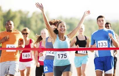 Running a Half maraton